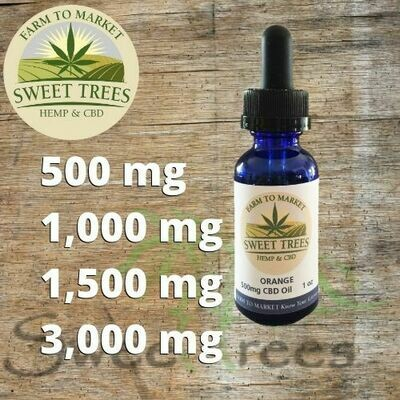 CBD Oil 1oz