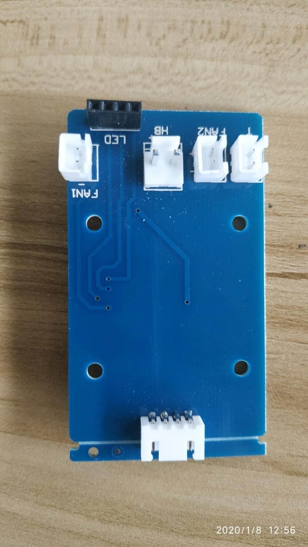 X1 Extruder Pcb V4