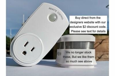 Smoke alarm shutdown sensor 220v/110v 3D printer smoke alarm. BUY DIRECT from designer & get $2 discount