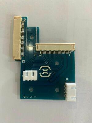 Genius-GPro-X2 . X carriage PCB
