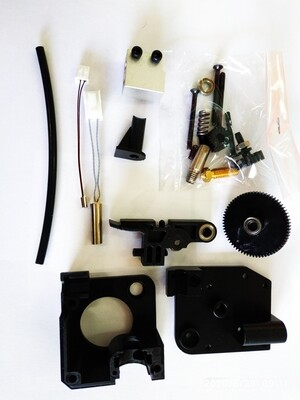 Complete titan extruder & hotend kit