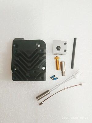 5 pce hotend kit & V2 Aero alloy titan plate
