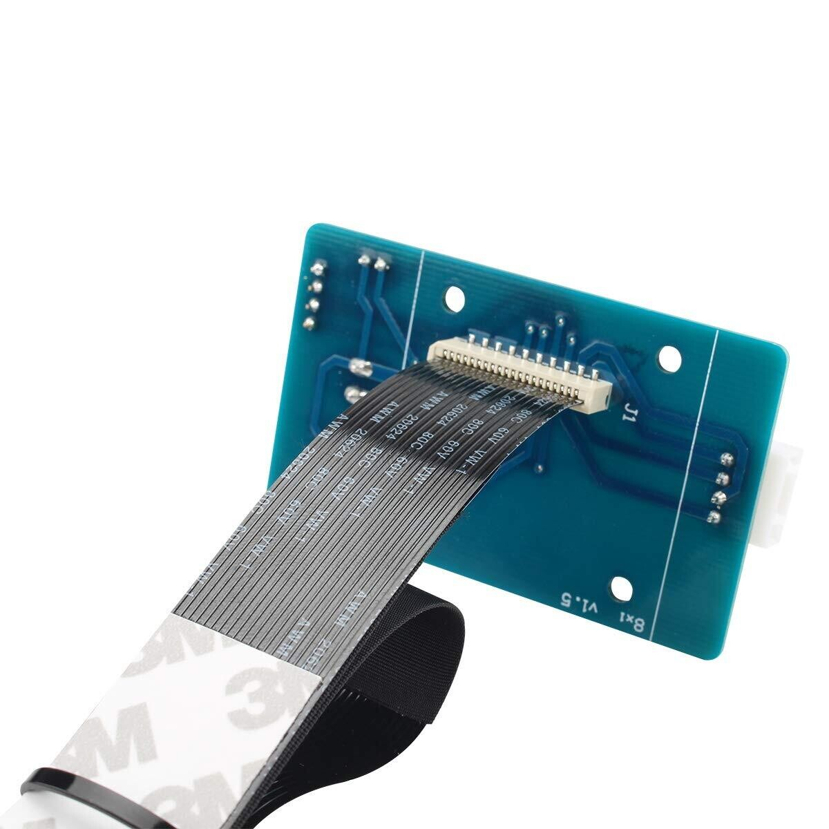X1 Extruder Pcb & Ribbon cable