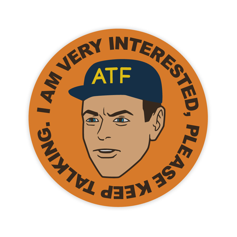 ATF STICKER