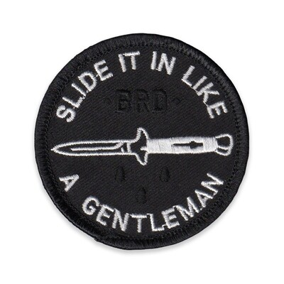 THE GENTLEMAN PATCH