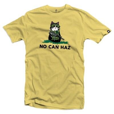 NO CAN HAZ T-SHIRT