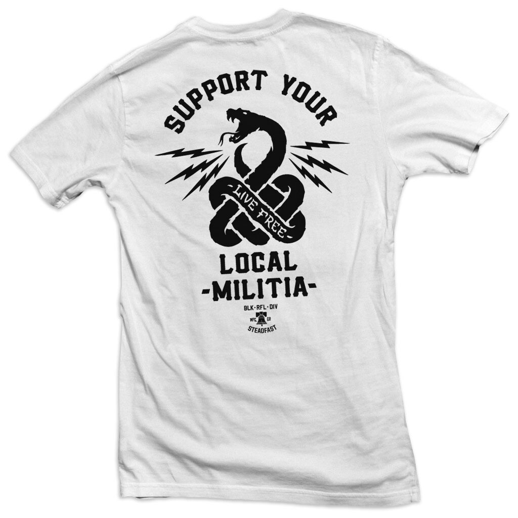 LOCAL MILITIA T-SHIRT