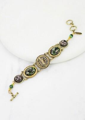 Jade Opal Bracelet /B853B