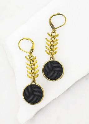 Vintage Earrings /D864B