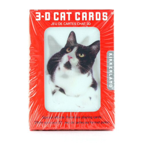 Cats 3D Cards