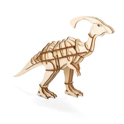 Parasaurolophus 3D Wooden Puzzle /GG126
