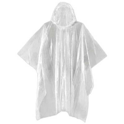 Emergency Rain Poncho /PO01