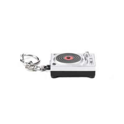 Turntable Keychain /L45