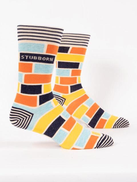 Stubborn Men's Socks /874