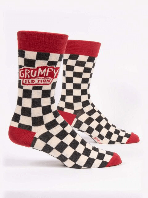 Grumpy Men's Socks /869