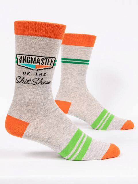 Ringmaster Men's Socks /838