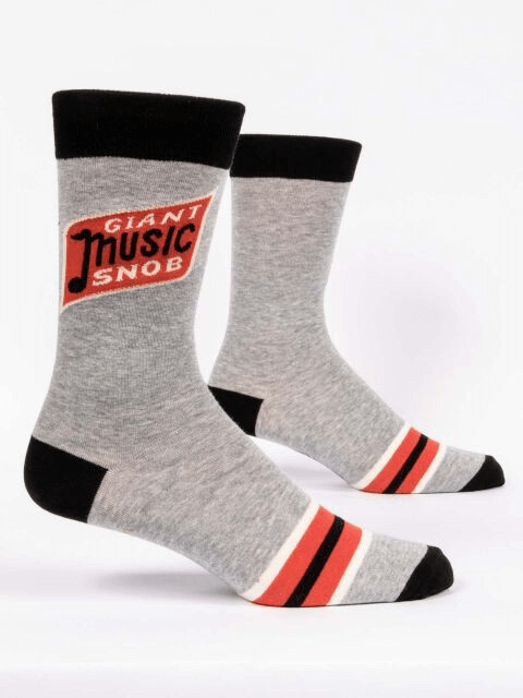 Giant Music Men's Socks /854