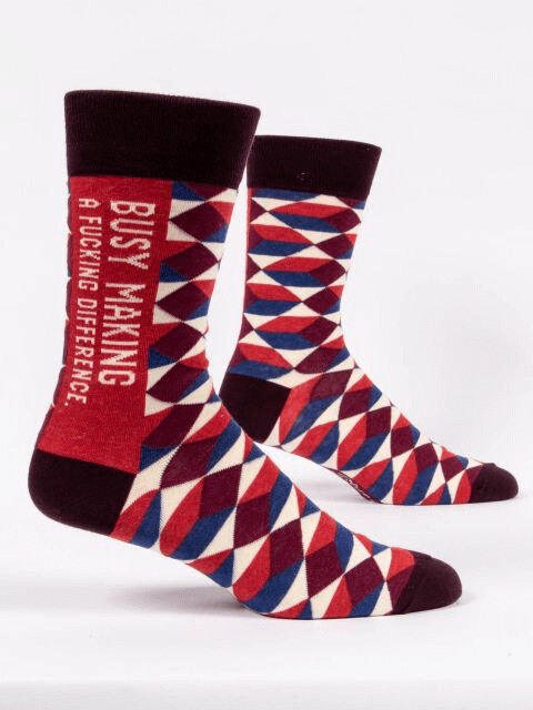Making a Difference Men's Socks /844