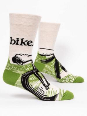 Bike Path Men's Socks /863