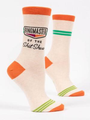 Ringmaster Crew Socks /463