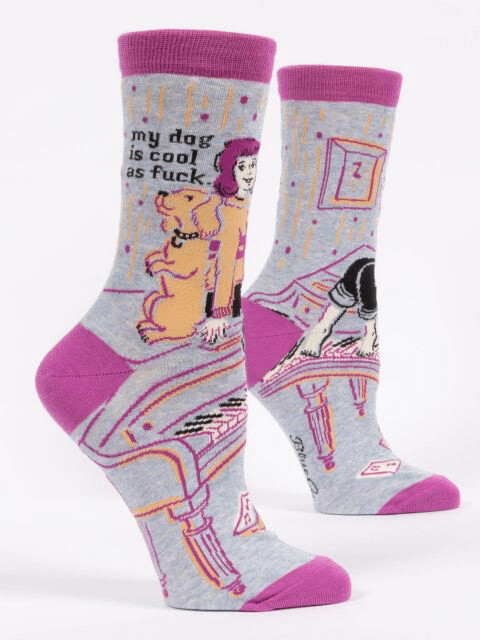 My Dog Crew Socks  /501