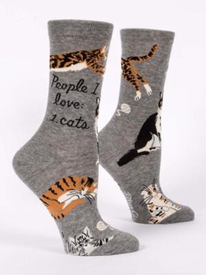 People I Love Crew Socks /512