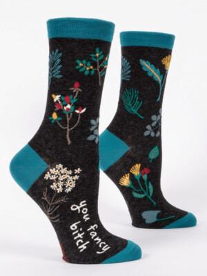 You Fancy Crew Socks /491