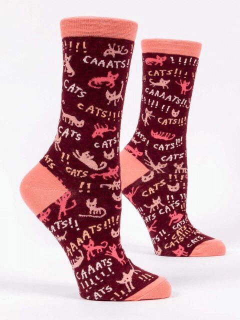 Cats! Crew Socks /429