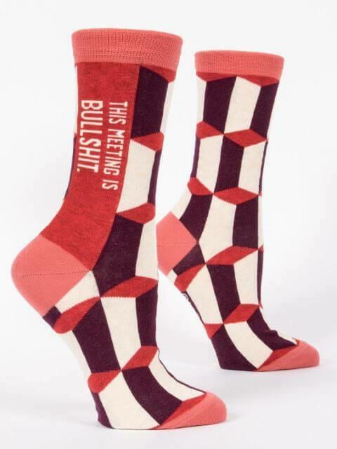 Meeting Crew Socks /470