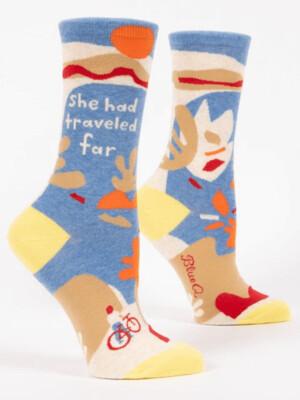 She Had Crew Socks /523