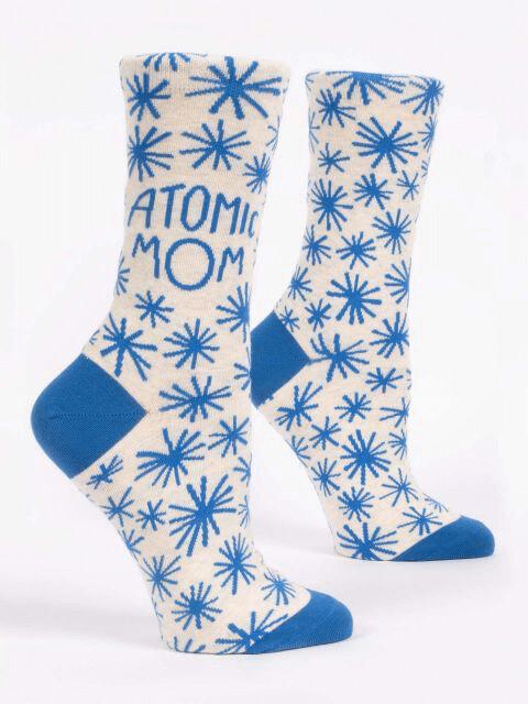 Atomic Mom Crew Socks /520