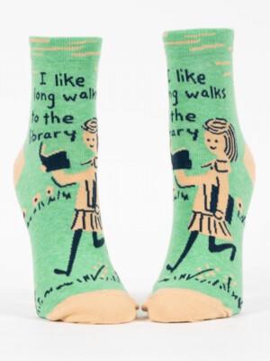 Long Walks Ankle Socks /655