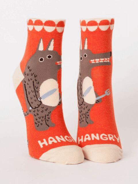 Hangry Ankle Socks /636