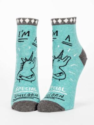 Unicorn Ankle Socks /625