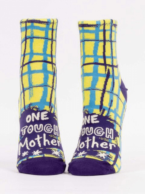 One Tough Mother Ankle Socks /652