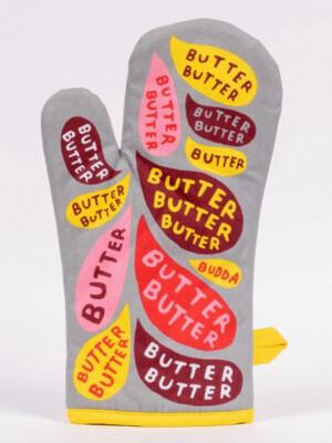 Butter Oven Mitt /WW125