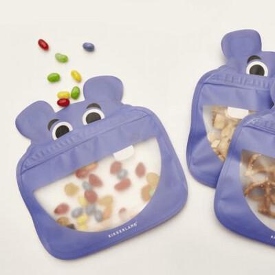 Hippo Zipper Bag Set3 /CU283