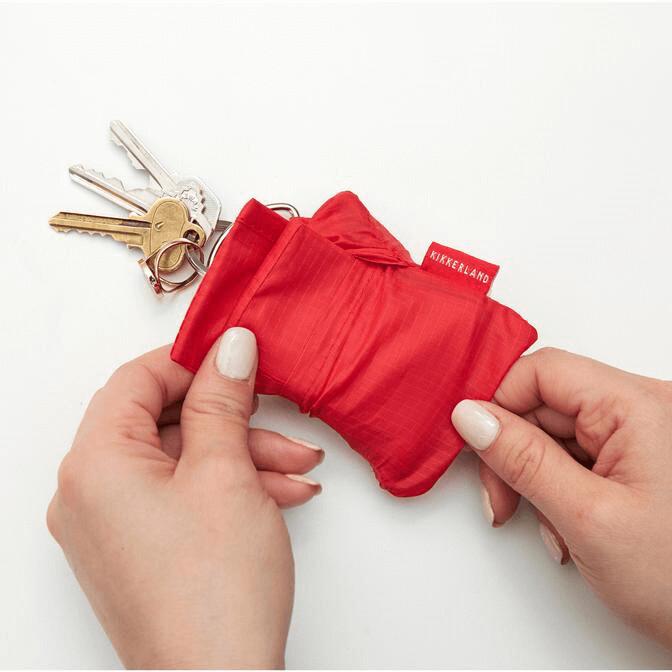 Key Ring Shopping Bag /BB103-RD