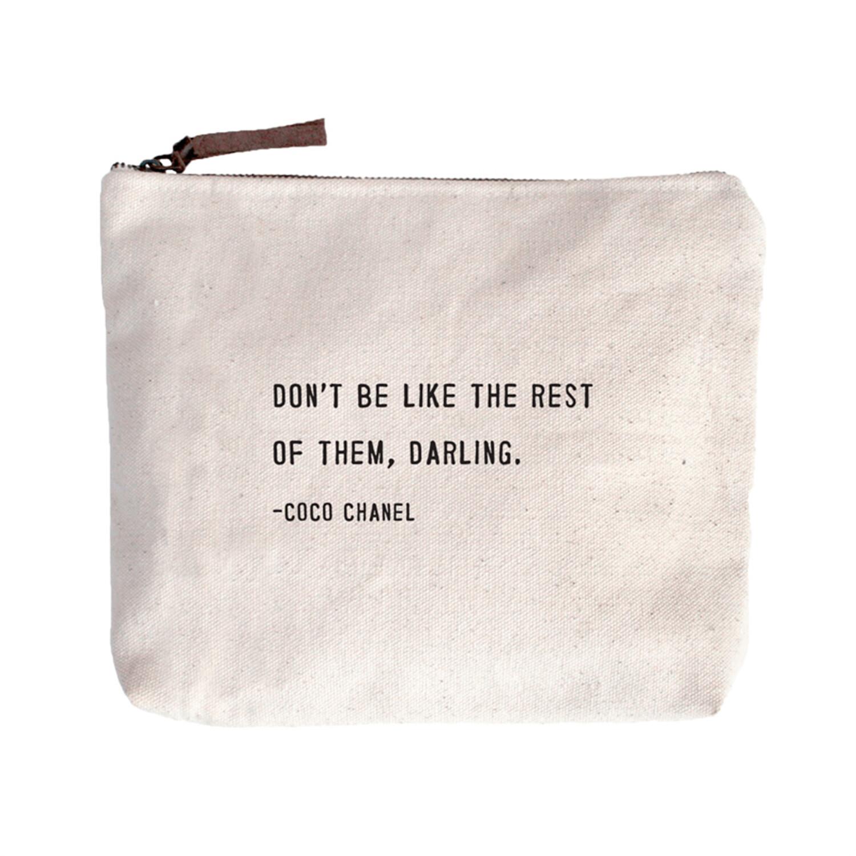 Coco Chanel Canvas Bag /243