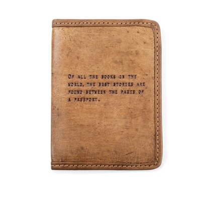 Of All the Books Passport Cover /LJ120