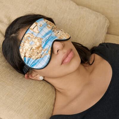 Maps Sleep Mask /TT49-A
