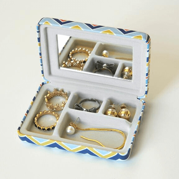 Stripd Jewelry Case /OR108-A