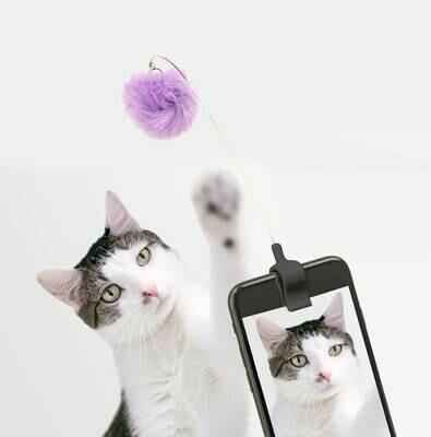 Kitty Phone Clip /US188-A
