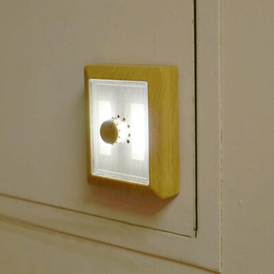 Wood Dimmer Light /LP63