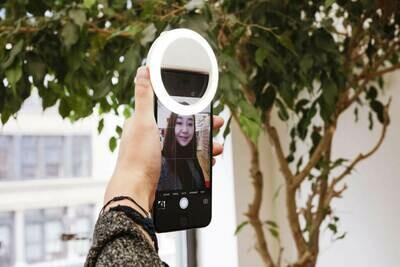 Ultra Bright Selfie Light /US141