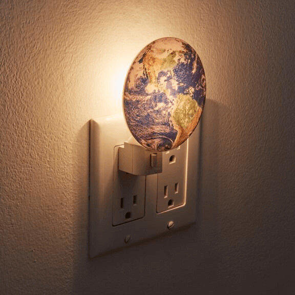Earth Nightlight /LP27