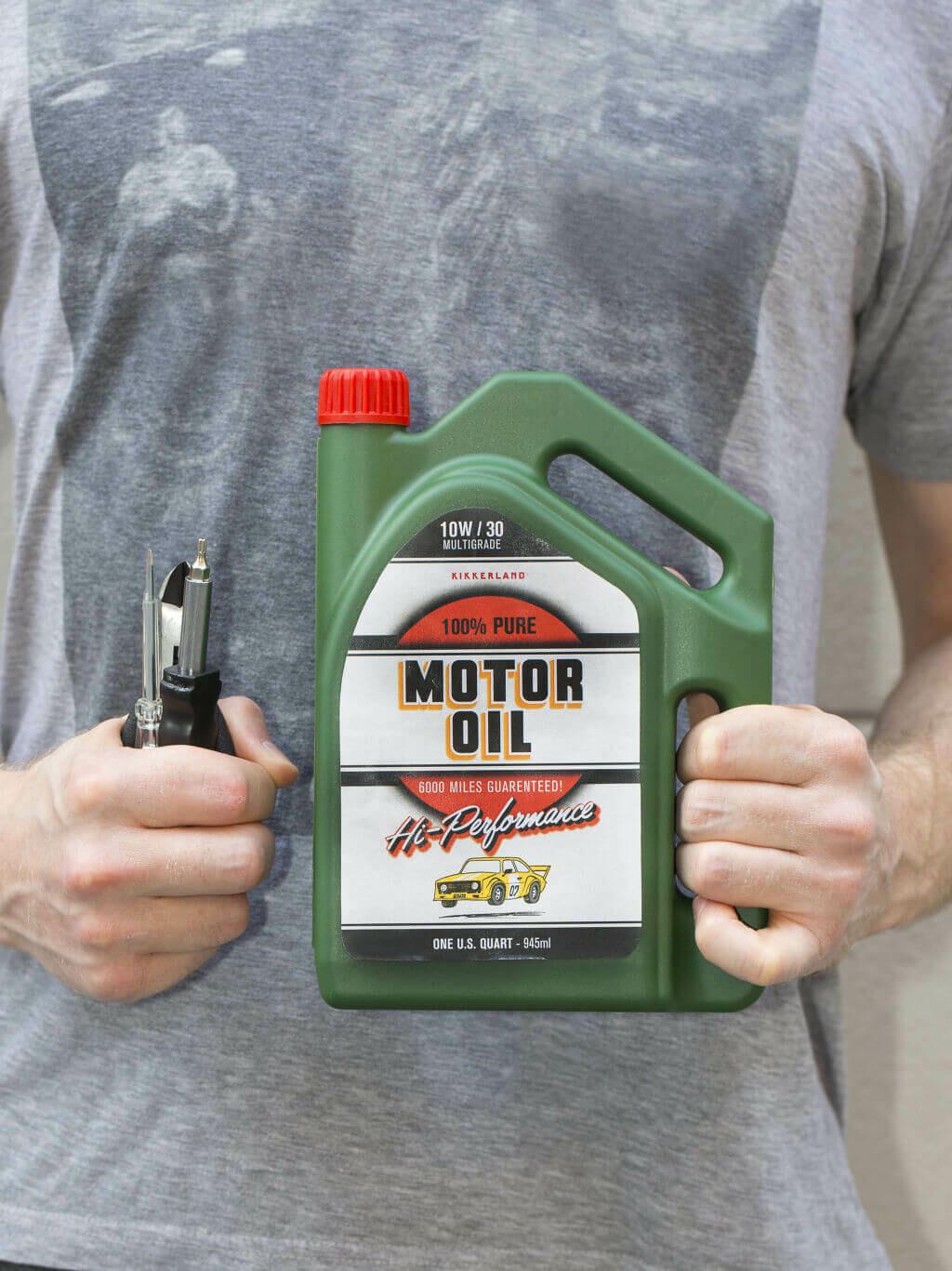 Motor Oil Tool Kit /CD250