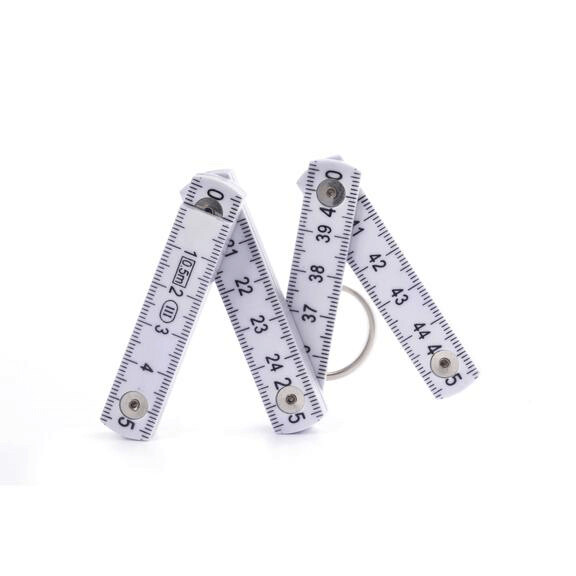 Ruler Keychain /KRL46-A