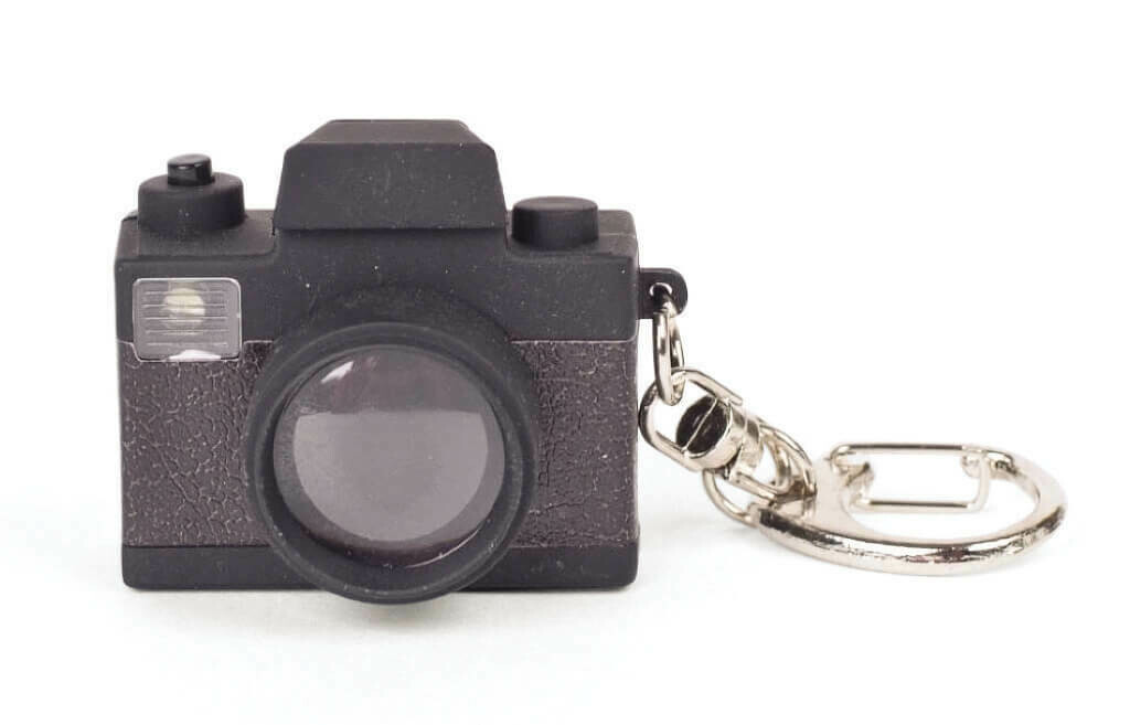 Camera Keychain /KRL15