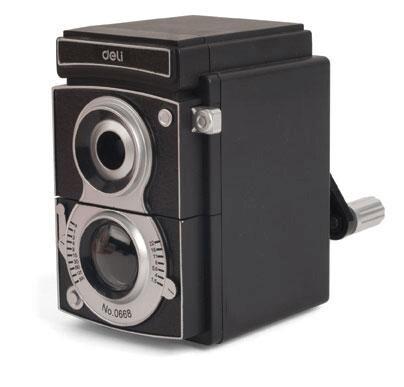 Camera Pencil Sharpener /SC12